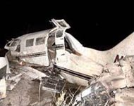 The plane crashed Jan. 17, 2004, killing eight Ontario hunters, Price ...